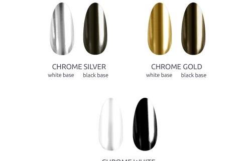 extremenails krom colors webshop